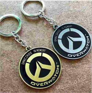 Llavero Logo Overwatch