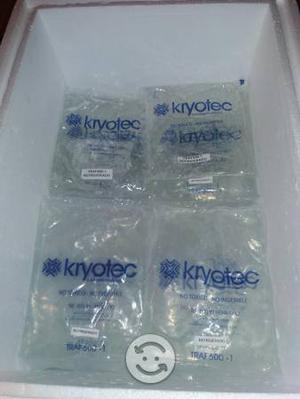 Lote de bolsas de gel para refrigerar