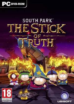 South Park: The Stick Of Truth Cd-key Steam Pc