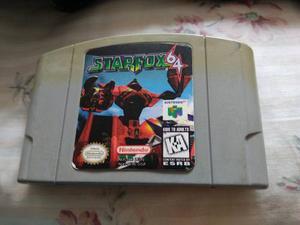 Star Fox Nintendo 64 N64