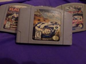 Top Gear Trilogía N64! Nintendo 64. Incluye Envio!