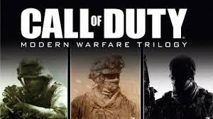 Trilogía Modern Warfare 1 2 3 Xbox 360