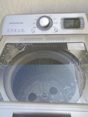 Venta de lavadora Daewoo en excelentes condiciones!