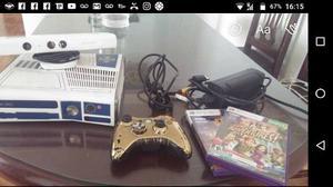 Xbox 360 Slim Star Wars Edicion 320gb Kinekt Blanco