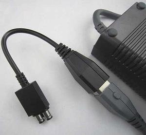 .:: Cable Adaptador De Fuente Xbox 360 Fat A Xbox One::.