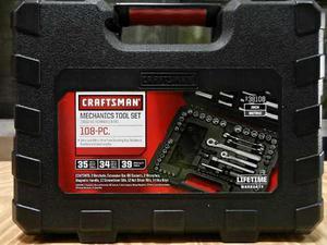 Caja De Herramientas Craftsman 108 Pz Envio Gratis!