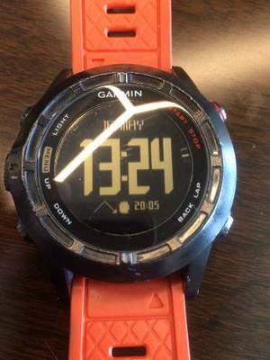 Garmin Fenix 2 (reloj Multideporte Gps, Bluetooth, Interfaz)