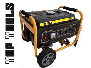 Generador O Planta De Luz Top Tools  Watts 6.5hp Nueva