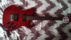 Guitarra Lyon by Washburn nueva impecable checala
