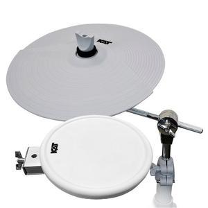Kat Accesorios Pad/cymbal Pack Para Bateria Digital Kt2ep3