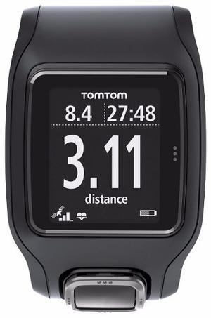 P.e. Banda Deportiva Tomtom Runner Cardio Watch - Negro