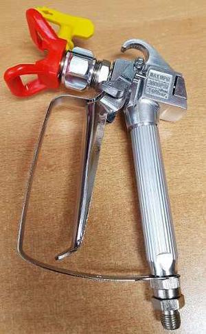 Pistola Para Airless Con Portaboquilla Y Tip 517 Wacner