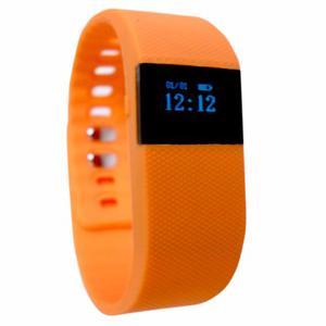Pulsera Fitness Frecuencia Cardíaca Y Conexión Bluetooth