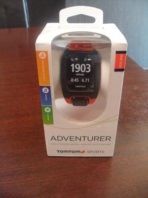 Reloj Con Gps Tomtom Adventurer Nuevo