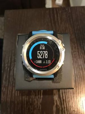 Reloj Garmin Fenix 3 + Bonus!