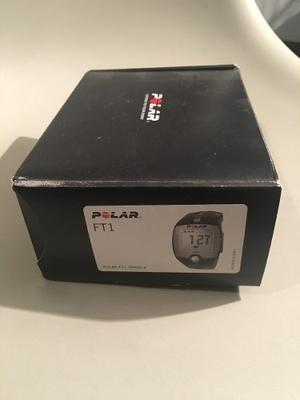 Reloj Polar Ft1 Con Medidor De Pulso Cardiaco