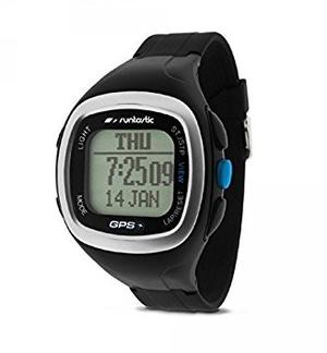 Reloj Runtastic Gps Sports Watch Ritmo Cardiaco - Negro