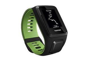 Reloj Tomtom Runner 3 Cardio Ritmo Cardiaco - Negro Verde