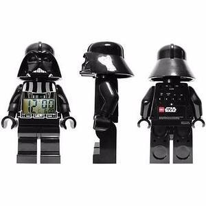 Reloj despertador lego Star Wars Darth vader