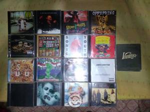 Rock Alternativo Lote de Cds varios titulos