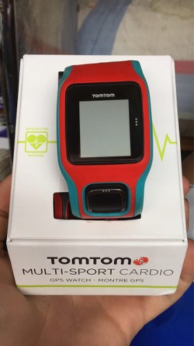 Tomtom Multi-sport Cardio Reloj Gps