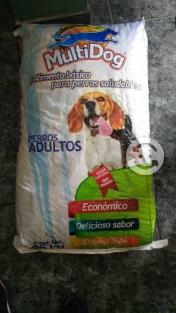 Alimento para perro 25kg