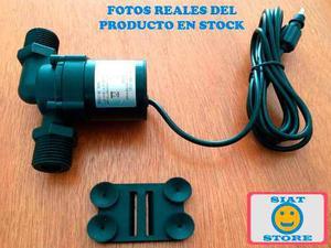Bomba De Agua Grado Alimenticio 12 A 24v Dc 1a Envío Gratis