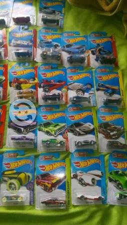 Carros hot wheels