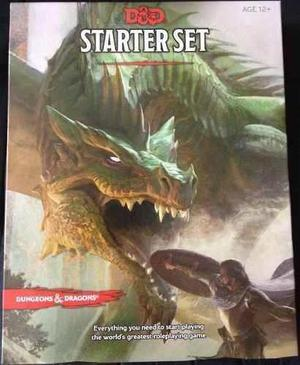 Dungeons And Dragons Starter Set Inicio 5ta Edición Rpg D&d