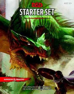 Dungeons And Dragons - Starter Set (juego De Rol)