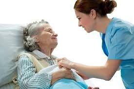 Enfermera cuidadora