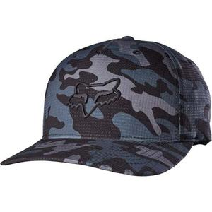 Gorra Fox Hatches Gris Flexfit L/xl Motocross Mtb Downhill