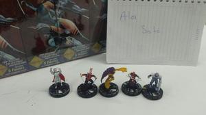 Heroclix Deadpool & X-force Post Para Pagar El Envío