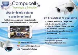 Instalacion Camaras de Seguridad CCTV