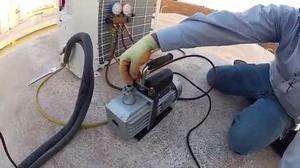 Intalación y reparación se equipos de aire acondicionado y