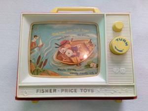 Juego Fisher Price Antiguo Juego