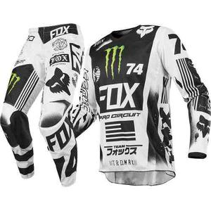 Kit Pantalon Jersey Fox Monster Talla M Motocross Downhill