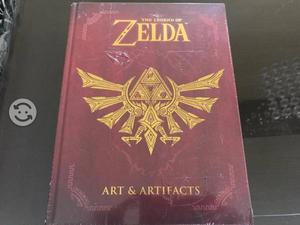 Libro The Legend of Zelda Art & Artifacts Nuevo Se