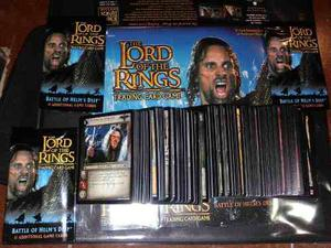 Lord Of The Rings Trading Card Game Battle Helms Deep Lote