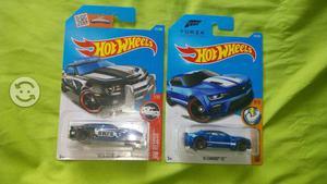 Lote hot wheels