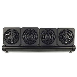 Petzilla Pcf-1 Ventilador De Refrigeración Del Acuario, 2 V