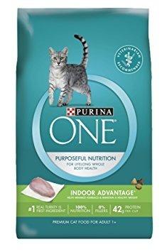 Purina One Interior Ventaja Comida Seca Para Gatos