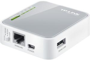 Router Portable Wifi 3g Internet Inalambrico Antena Tp-link