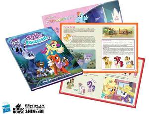 Tales Of Equestria My Little Pony Juego De Rol