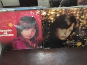 9 discos de vinil