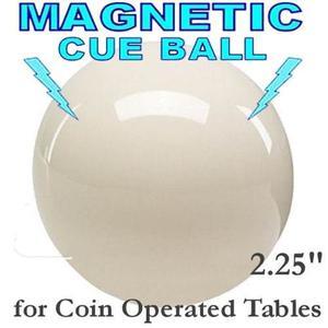 Bola Blanca (tiradora) Magnetica