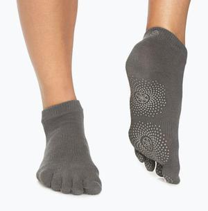 Calcetines Para Yoga/ Pilates Gaiam Con Bolitas De