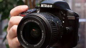 Camara Nikon Dmpx Objetivo mm