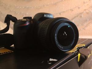 Cámara Fotográfica Nikon D Mp