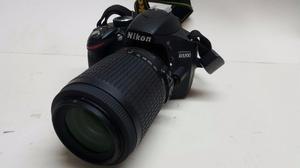 Cámara Nikon D Lentes